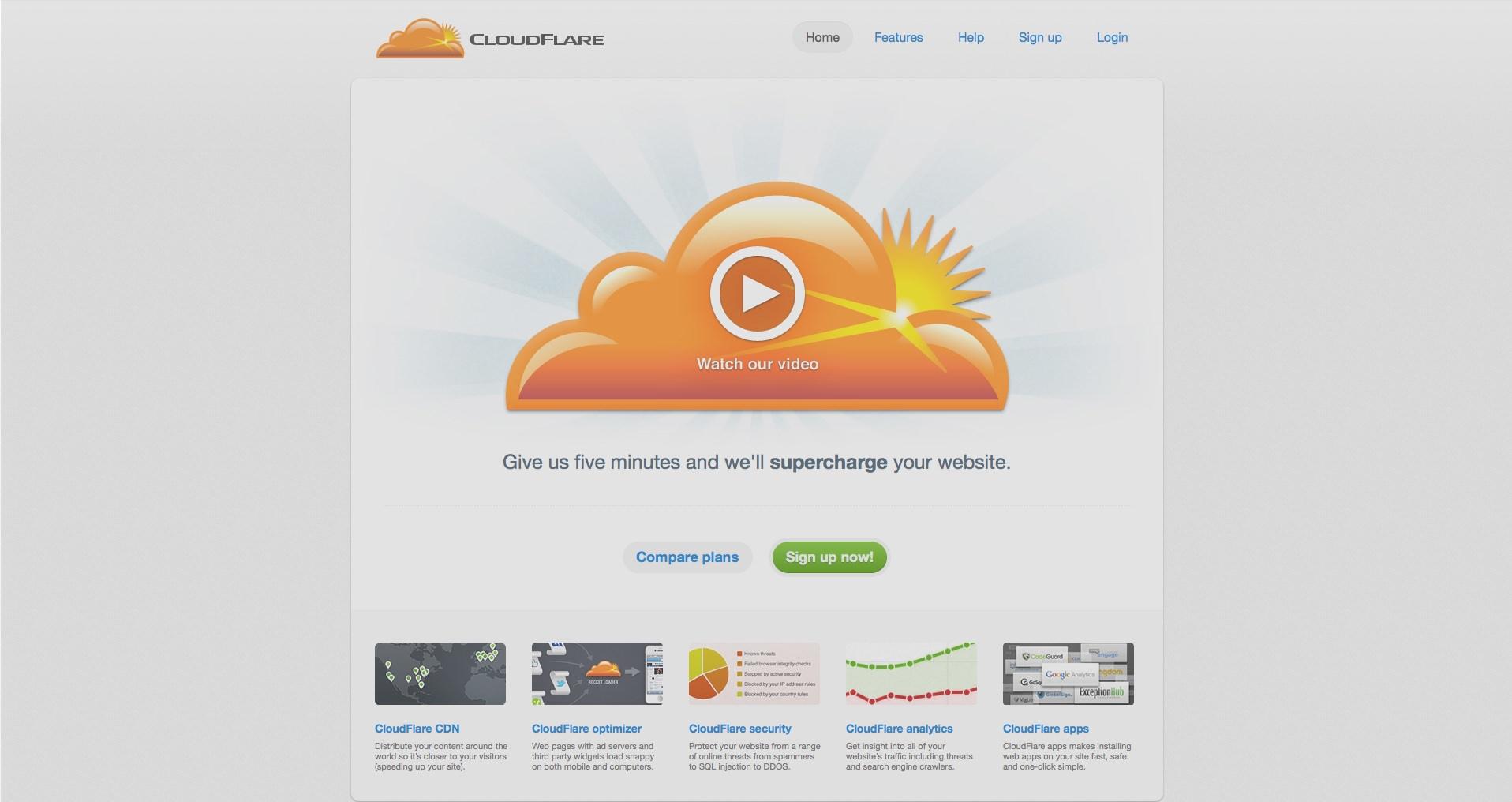 Utiliser Cloudflare avec One.com